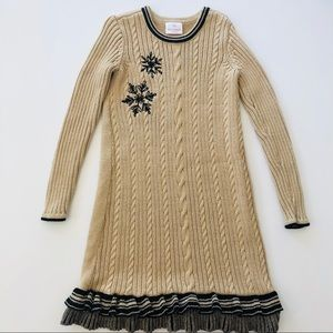 💛Hanna Andersson Sweater Dress
